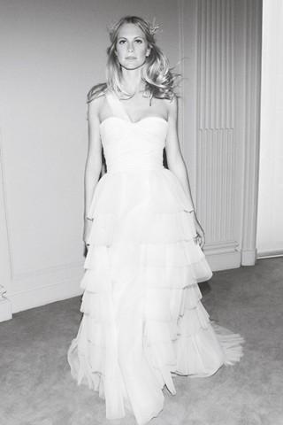 hot sales 81335 f0365 Alberta Ferretti abiti da sposa 2012 4 | Abiti Sposa