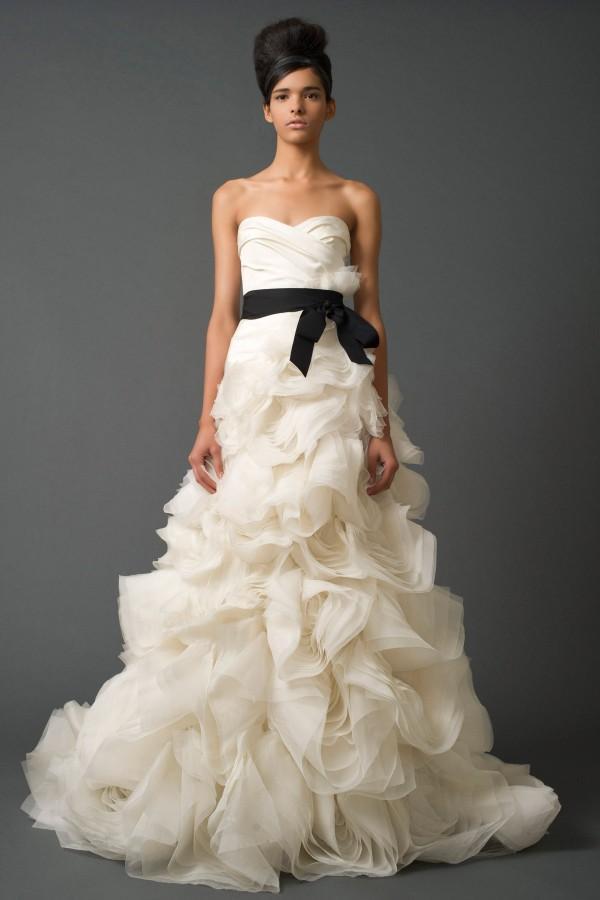Abiti Da Sposa Wang.Vera Wang Abiti Da Sposa 2012 7 Abiti Sposa